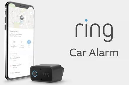 Ring goes mobile with a trio of car security gadgets