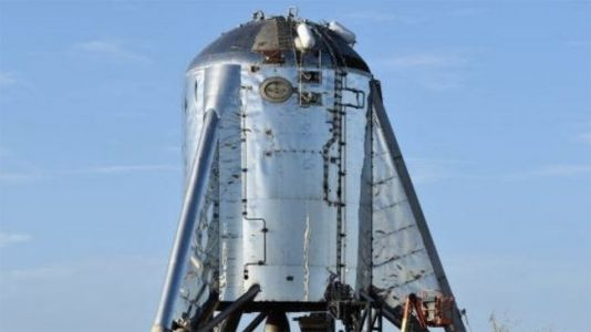 SpaceX's Starhopper Prototype Survives Static-Fire Test in Texas