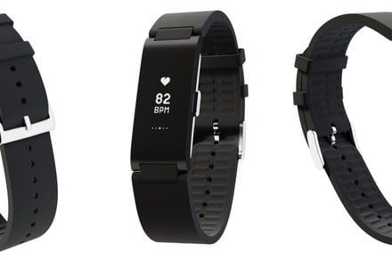 Withings new Pulse HR is a customizable, connected fitness tracker