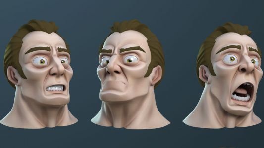 How to rig a face for animation