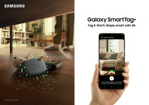 As we wait for Apple AirTags, Samsung debuts Galaxy SmartTags+ with UWB tech