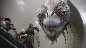 Sony and Facebook partner on web-based God of War text adventure