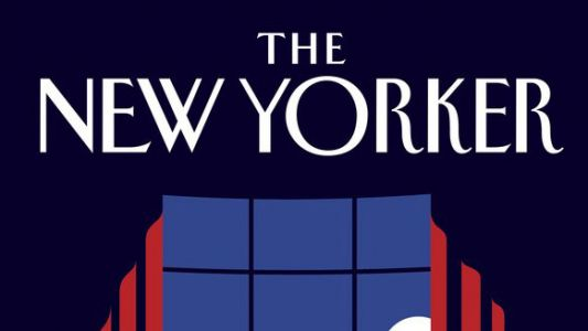 The New Yorker reveals Clinton election victory cover