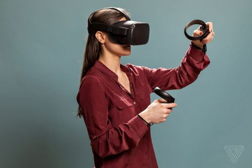 Get a refurbished Oculus Quest with a one-year warranty for under $200 today