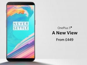 OnePlus 5T Does Indeed Replace OnePlus 5