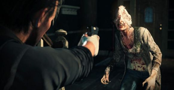 The Evil Within 2's first-person mode becomes official