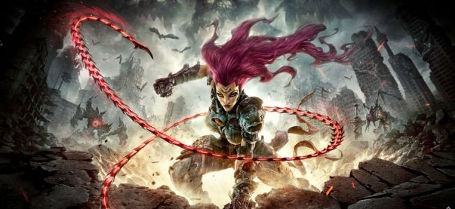 Two Post-Launch DLC Confirmed For Darksiders III
