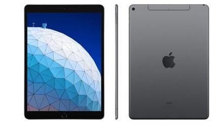 Apple's 10.5-inch iPad Air with Wi-Fi is on sale now at Walmart
