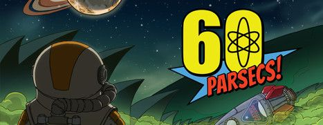 Now Available on Steam - 60 Parsecs!, 10% off!