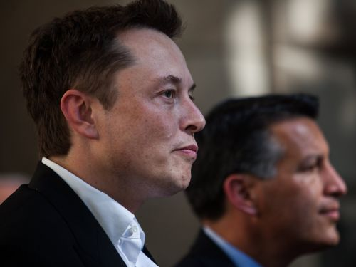 Elon Musk reveals he is working with Goldman Sachs and Silver Lake to help take Tesla private
