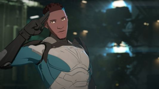 Rooster Teeth's GEN:LOCK Animated Series Gets a Motion Poster and a 2019 Release