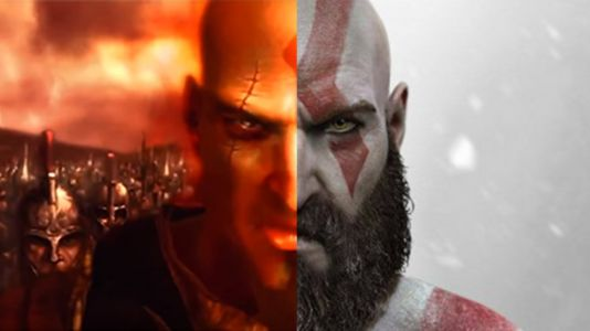 The Mythology Of Kratos: God Of War's Story Thus Far