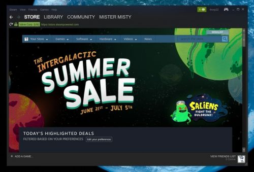 Steam's Summer Sale is now live with oodles of PC game discounts