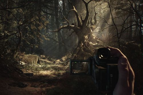 The new Blair Witch game will let you pet its dog