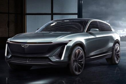 Cadillac is finally ready to take on Tesla with its own electric car