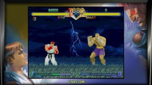 A favorite fighting locale returns to Street Fighter V: Arcade Edition - the iconic Field of Fate