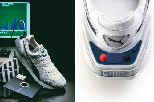 Puma is rereleasing its classic 1986 RS-Computer running shoe