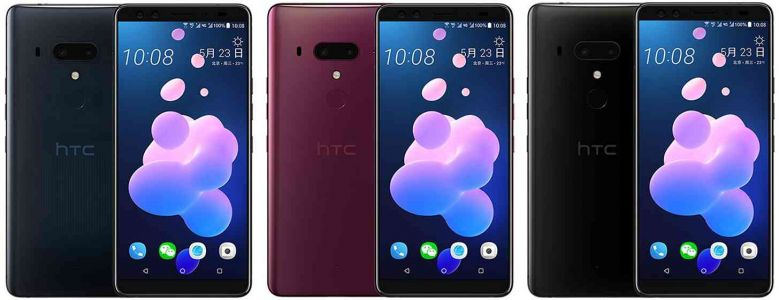 HTC U12+ images and specs fully revealed ahead of official event