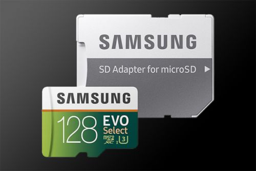 Samsung's lightning-fast EVO microSD cards start at just $8 in this Amazon sale