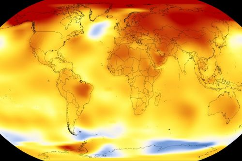 It's official: 2017 was one of the hottest years on record