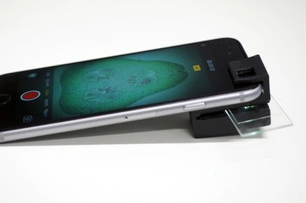 Want to do some science? Here's a smartphone microscope you can 3D print