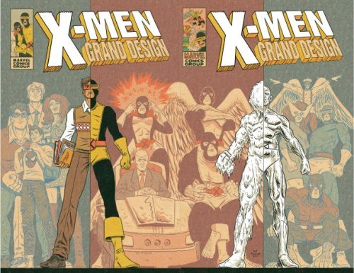 Marvel Is Remixing 30 Years Of X-Men History In New Comic 'Grand Design'
