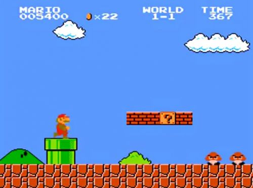 Watch this gamer beat 'Super Mario Bros.' in under five minutes and set a new world record in the process