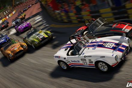 Grid Legends revealed, and you're diving into some Drive to Survive-style racing drama - Roadshow