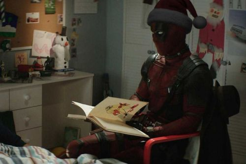 Deadpool 2 returns to theaters as PG-13 Christmas film Once Upon a Deadpool