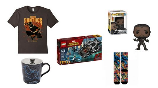 12 Cool Gifts for Black Panther Aficionados