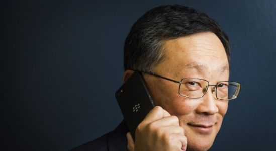 BlackBerry CEO John Chen contract is extended to 2023