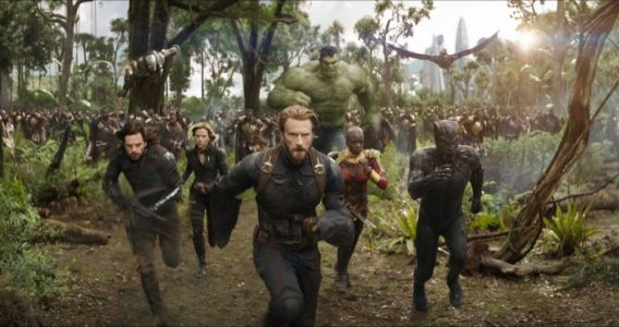 Marvel Fan Shows the Invasion of Wakanda from INFINITY WAR is a Great Metaphor for WWII