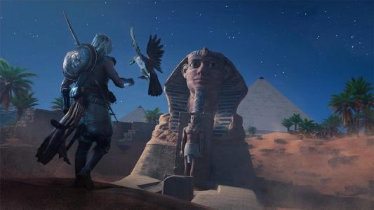 Assassin's Creed Origins' next expansion features undead pharaohs, detailed here on video