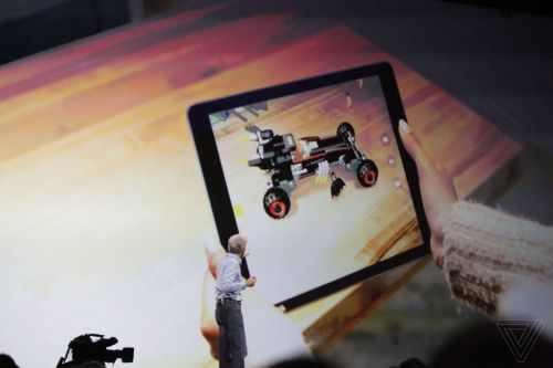 Apple might be right to undersell augmented reality