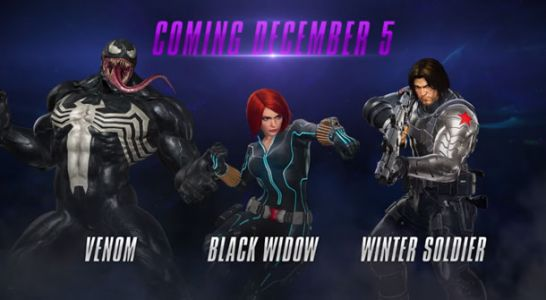 Venom, Black Widow, Winter Soldier Show Their Stuff In New Marvel Vs. Capcom Infinite Trailer