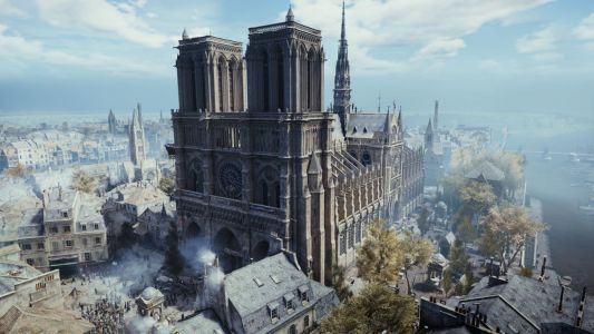 Ubisoft Donates Over $500K To Notre Dame Restoration; Assassin's Creed Unity Now Free To Play