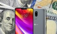 Deal: unlocked LG G7 ThinQ gets a $120 discount in the US