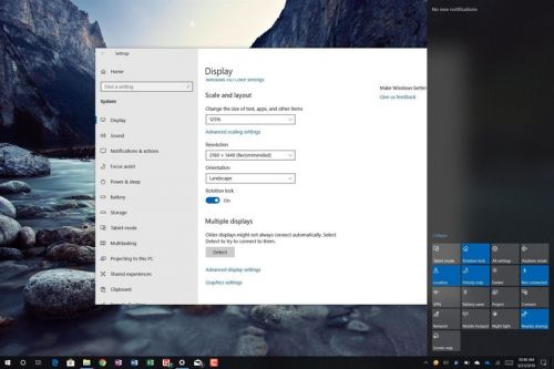 Don't need screen auto-rotation on your PC? Here's how to disable it