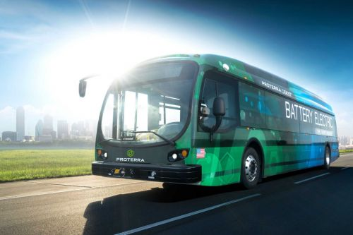 Proterra's big electric bus can go 1,102 miles on one charge