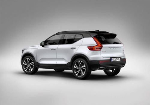 Volvo has a new baby SUV that might make Tesla worried