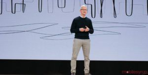 Apple CEO Tim Cook says users don't want iOS and macOS merger