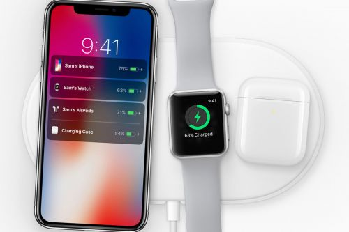 Apple's AirPower tech wirelessly charges multiple devices at once
