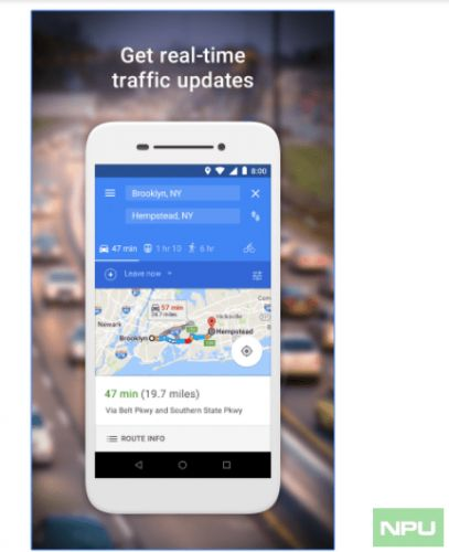 Lightweight Google Maps Go for Android phones now available to download