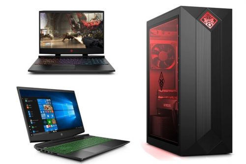 HP's gaming sale has amazing bargains to get you playing the latest games in no time