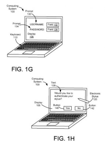 Google Stylus That Transfers Data Between Devices Described In Patent