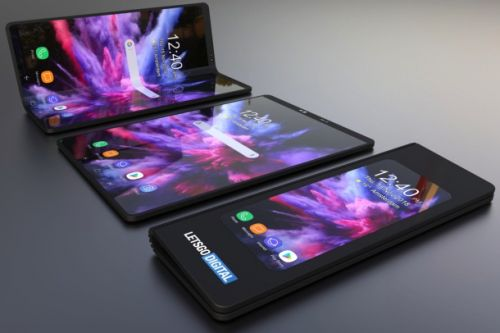 Forget the Galaxy F, Xiaomi's foldable phone looks amazing