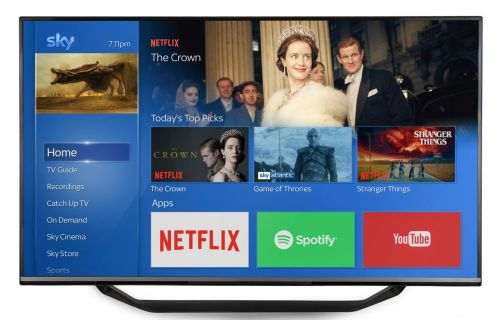 Netflix comes to Sky Q boxes in November