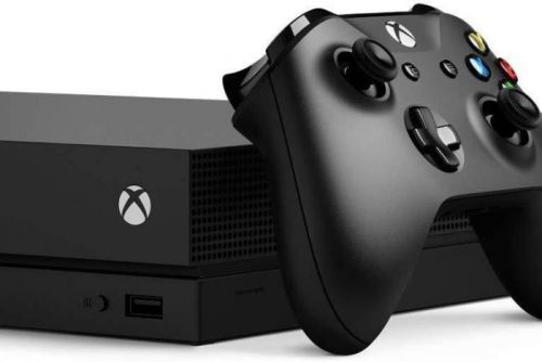 Microsoft's 1TB Xbox One X, the most powerful gaming console, is $100 off