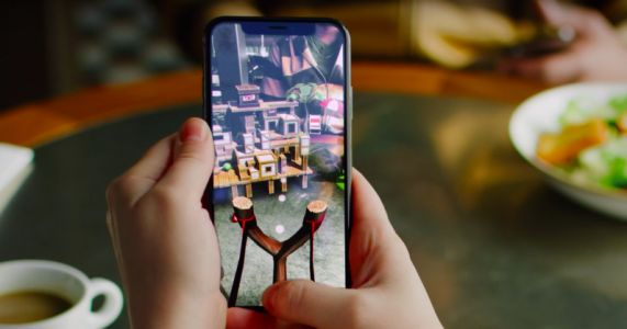 Angry Birds's upcoming AR game for your iPhone looks like a ton of fun