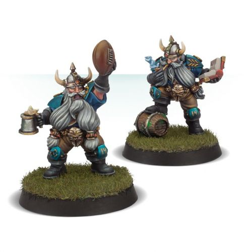 Josef Bugman Available to Pre-Order For Blood Bowl
